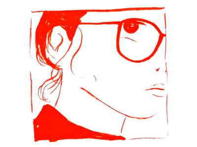 Girl Doodle2
