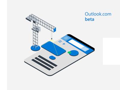 Outlook Beta mobile