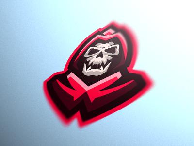 Skull Mascot Logo logo esports