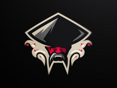 Samurai Mascot Logo samurai logo esports mascot sports