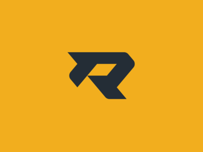 Personal logo r logo