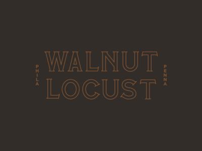 Walnut Locust PHL
