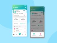 Homescreen Design | Kaya : Wallet Apps