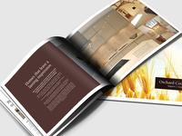 A4 Landscape Property Brochure
