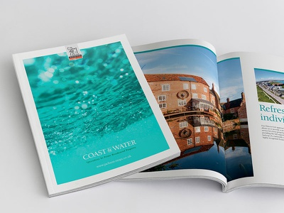 Real Estate Brochure And Cover Design property