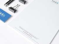 Task Developments Stationery Design