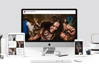 Manchester Photographer Website Design