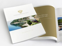 Luxury Rail Brochure Design