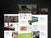 SmartHome Web Design