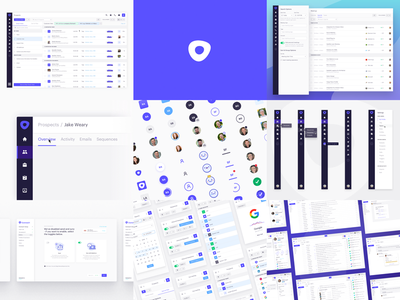 Outreach's top posts from 2017 outreach 2017 illustrations gmail avatars icons navigation onboarding interaction product ux ui