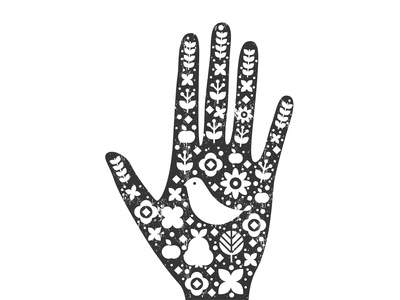 witch's hand