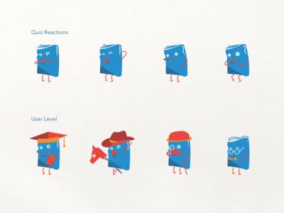 Vocab App Mascot