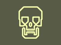 Line Skull
