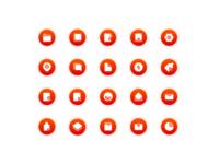 Surface shape icons