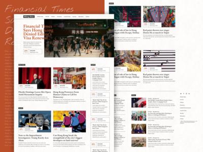Hong Kong News