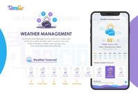 GoTripGo - Mobile App - Weather Management