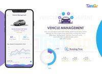GoTripGo - Mobile App - Vehicle Management