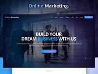 Online Marketing Website V2.0
