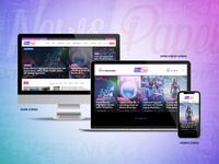 News Paper Website
