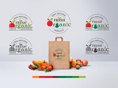 Organic Products - Logo