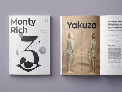 Magazine MontyRich