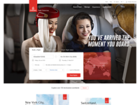 Emirates Global Website