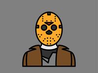 Horror Movie Characters - Jason Voorhees