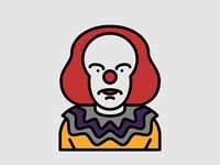 Horror Movie Characters - Pennywise