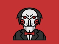 Horror Movie Characters - Billy The Puppet