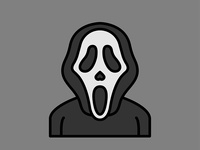 Horror Movie Characters - Ghostface