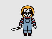 Horror Movie Characters - Chucky