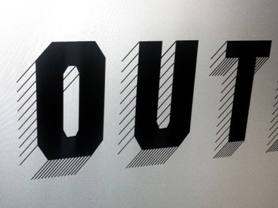 Outfitters wordmark
