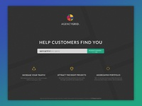 Agencygrid.io Pre-launch Site