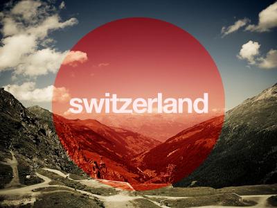 Switzerland switzerland helvetica landscape rebound state