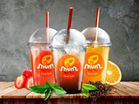 Mum Thai Tea rebranding - aryocabe