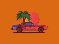 Tropical Car