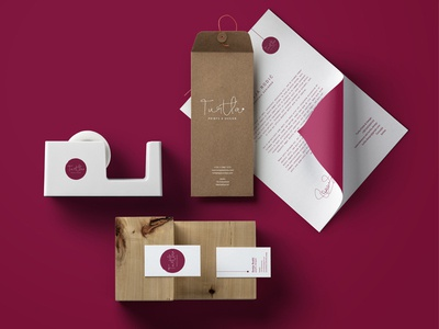 Personal Branding Stationary