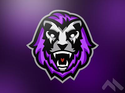 Lion Mascot Logo logobuy buylogo lionmascot lionlogo mascotlogo logomascot mascot lion logo