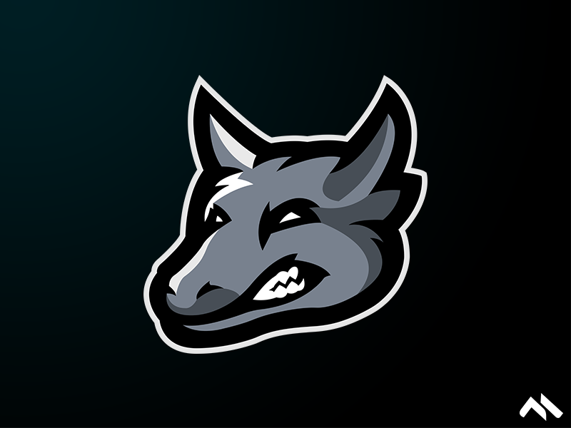 Bull Mascot Logo bulllogo bull logobuy design buy artoftheday artist illustration artwork identity branding brand art buylogo logomascot mascotlogo mascot logo