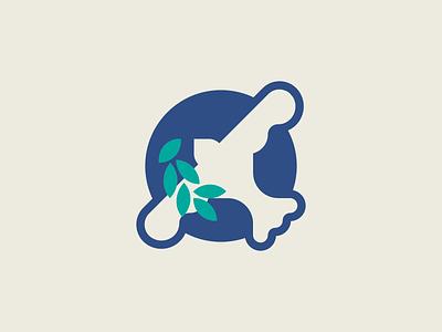 Dove Logo nonprofit animal hope peace olive olive branch mark symbol dove logo logo bird logo bird dove