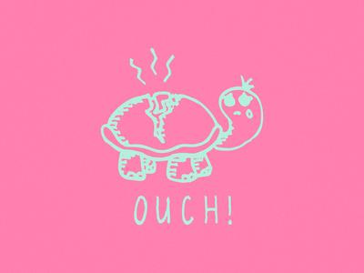 O U C H !