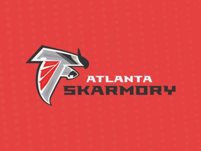 Atlanta Skarmory Logo