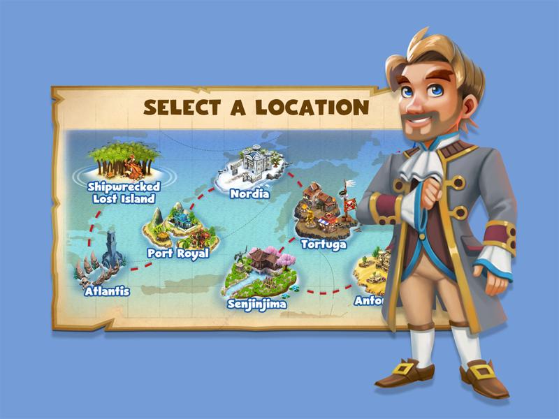 Game Map Design game ui ui app game art icon design iconography illustration design