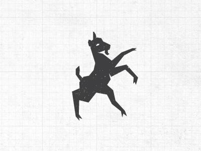 Alpine Goat Project - WIP  dancing goat alpine goat icon logo