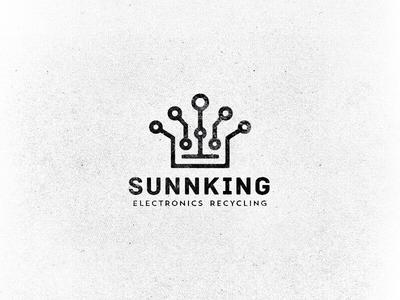 Sunnking Logo Concept