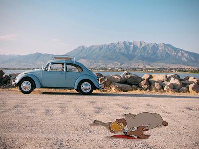 Bambi Roadkill