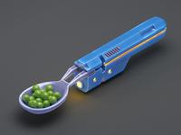 Spoon Ship