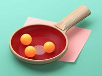 Ping Pan Trick