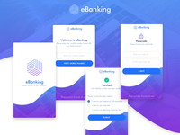 E Banking Application Signup