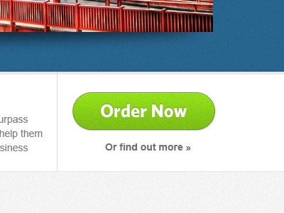 Order Now green clean wordpress